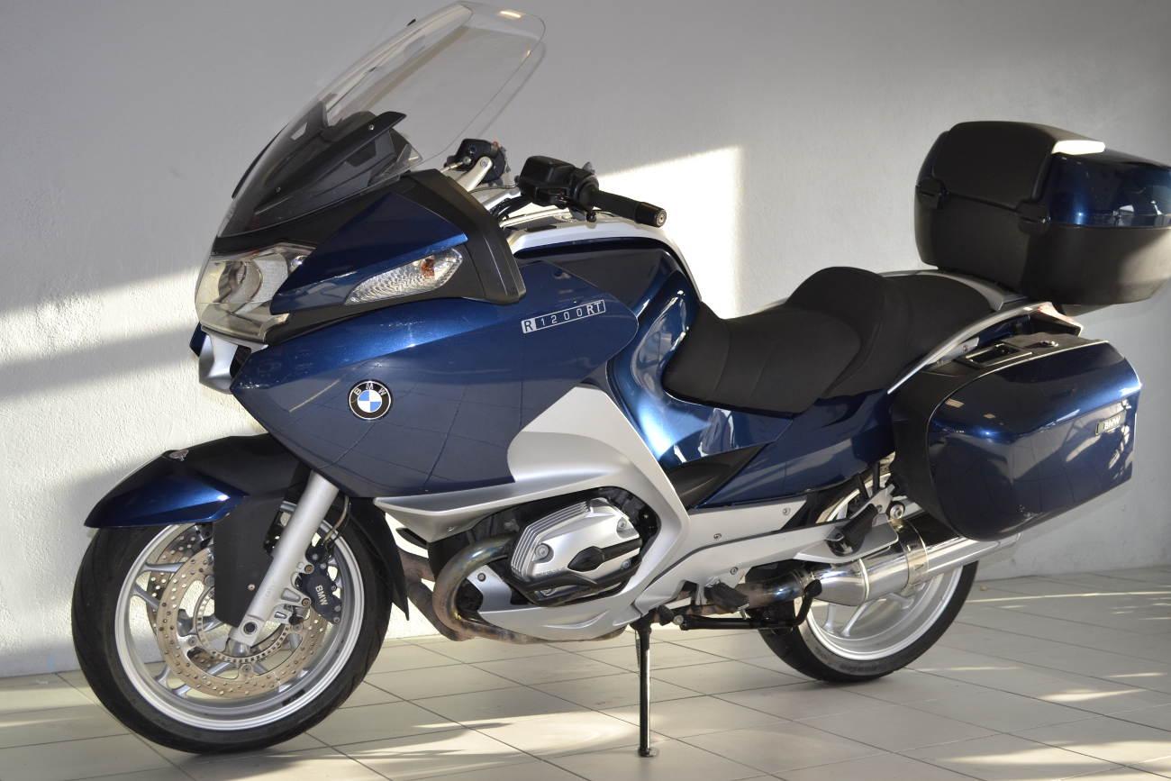 bmw r1200 rt de 2008 d 39 occasion motos anciennes de collection allemande motos vendues. Black Bedroom Furniture Sets. Home Design Ideas