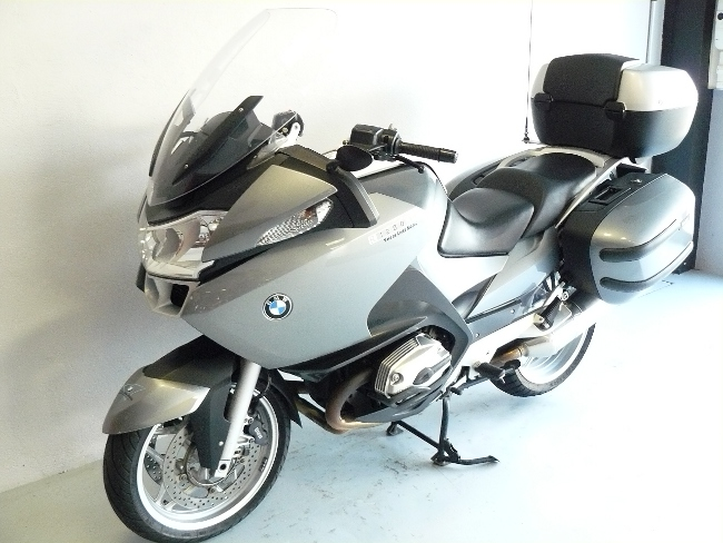 bmw r1200 rt de 2006 d 39 occasion motos anciennes de collection allemande motos vendues. Black Bedroom Furniture Sets. Home Design Ideas