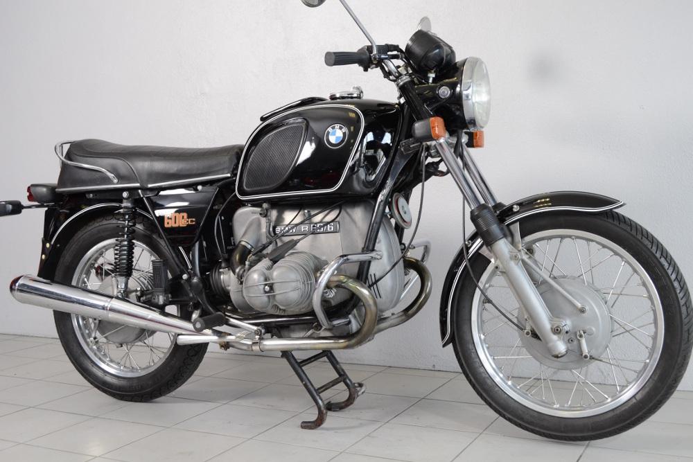 bmw r60 6 de 1976 d 39 occasion motos anciennes de collection allemande motos vendues. Black Bedroom Furniture Sets. Home Design Ideas