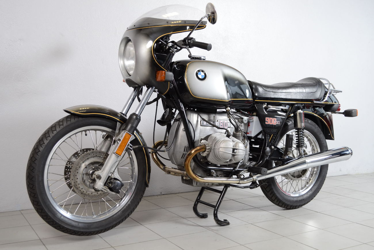 bmw r90 s de 1976 d 39 occasion motos anciennes de collection allemande motos vendues. Black Bedroom Furniture Sets. Home Design Ideas