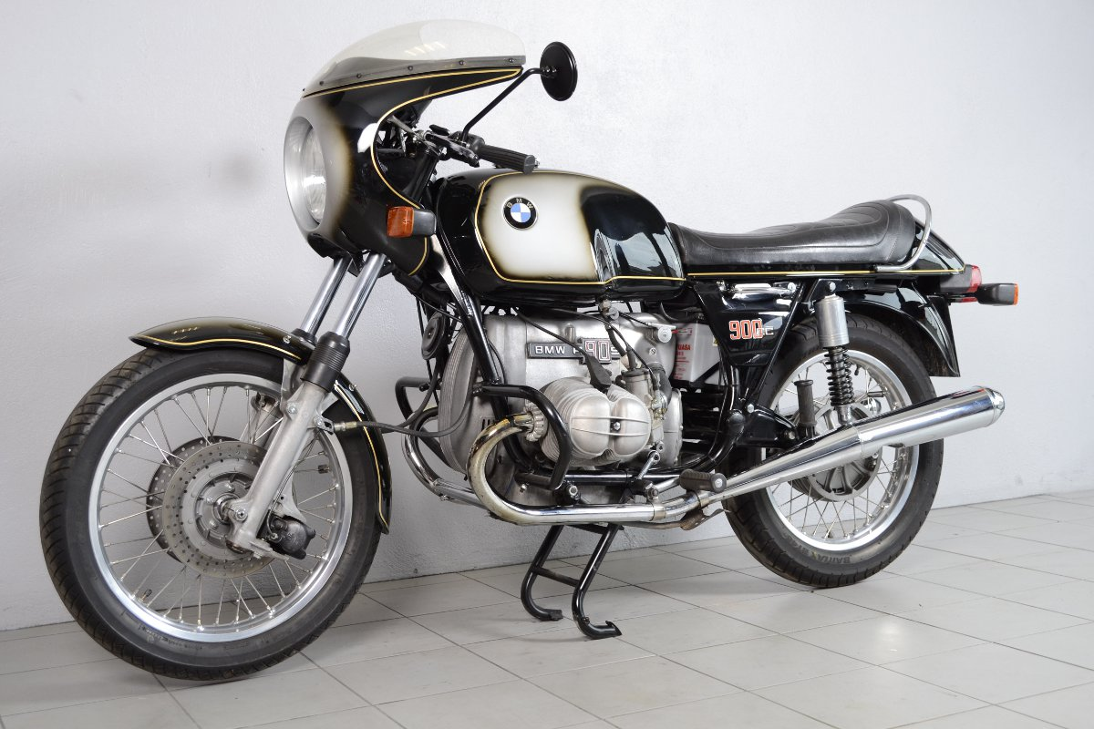 bmw r90 s de 1975 d 39 occasion motos anciennes de collection allemande motos vendues. Black Bedroom Furniture Sets. Home Design Ideas