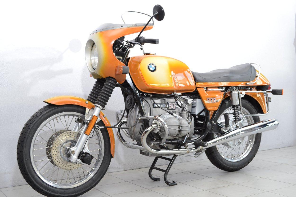 bmw r90 s de 1976 d 39 occasion motos anciennes de collection allemande motos vendues. Black Bedroom Furniture Sets. Home Design Ideas