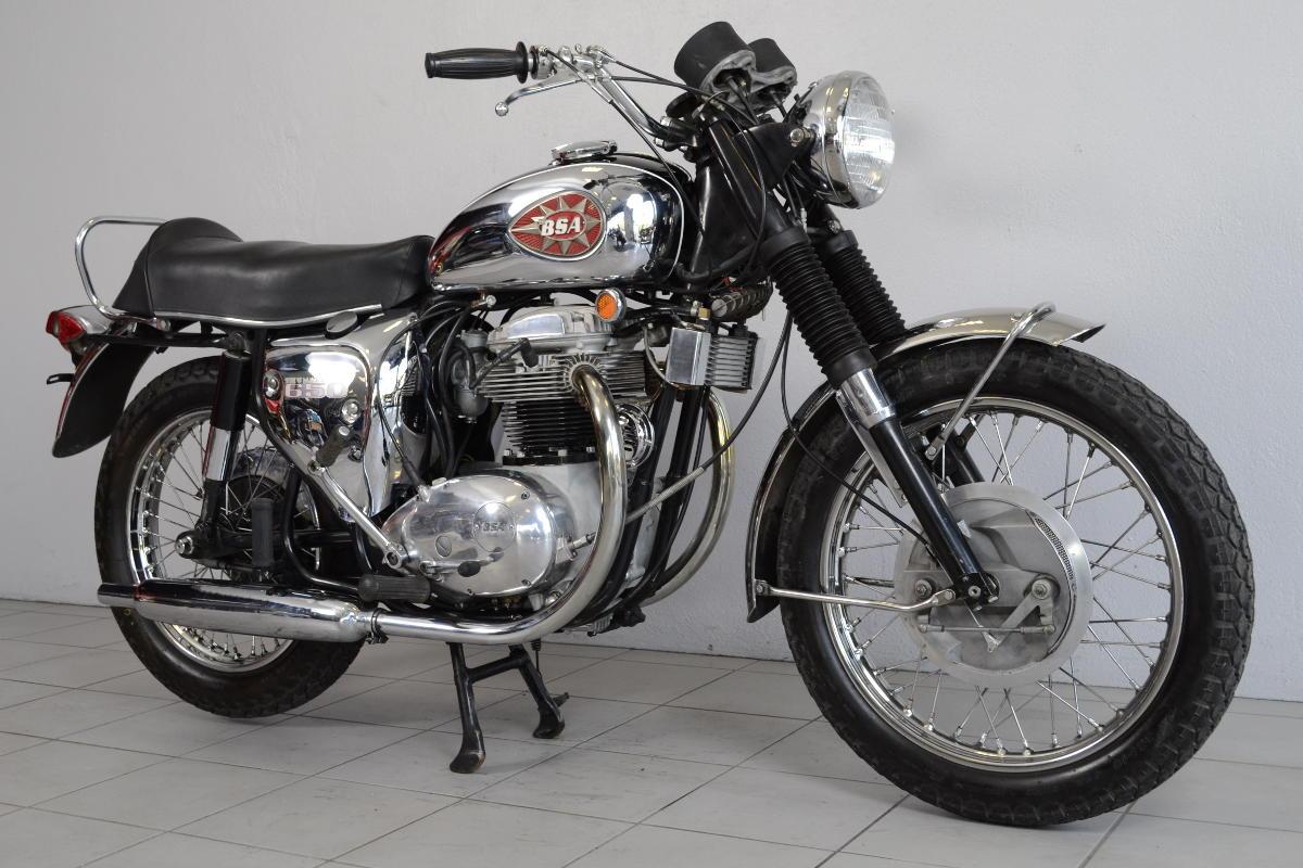 Bsa 650 Thunderbolt De 1969 D 39 Occasion Motos Anciennes