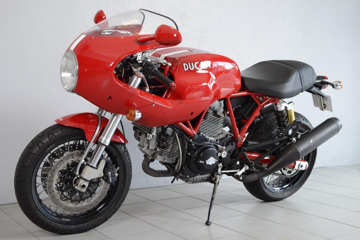 ducati sport classic de 2009 d 39 occasion motos anciennes de collection italienne motos vendues. Black Bedroom Furniture Sets. Home Design Ideas