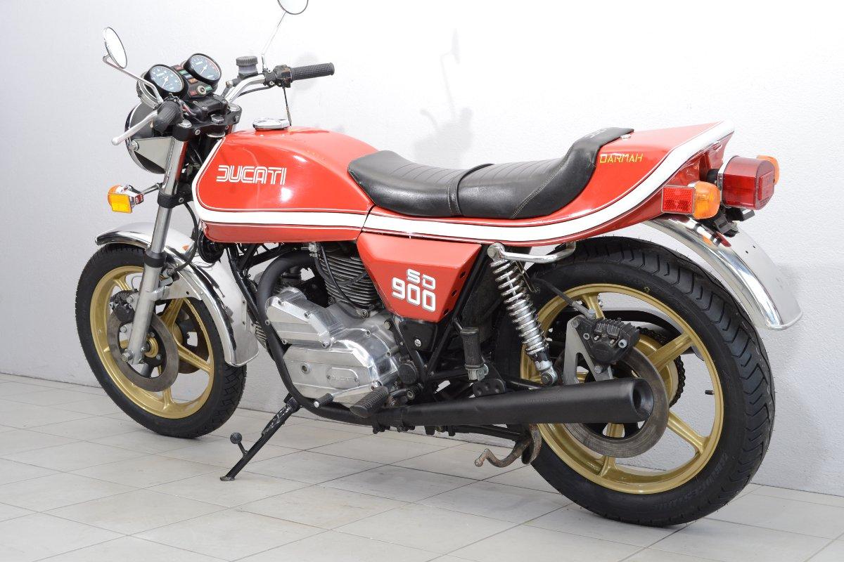 ducati 900 darmah de 1978 d 39 occasion motos anciennes de collection italienne motos vendues. Black Bedroom Furniture Sets. Home Design Ideas
