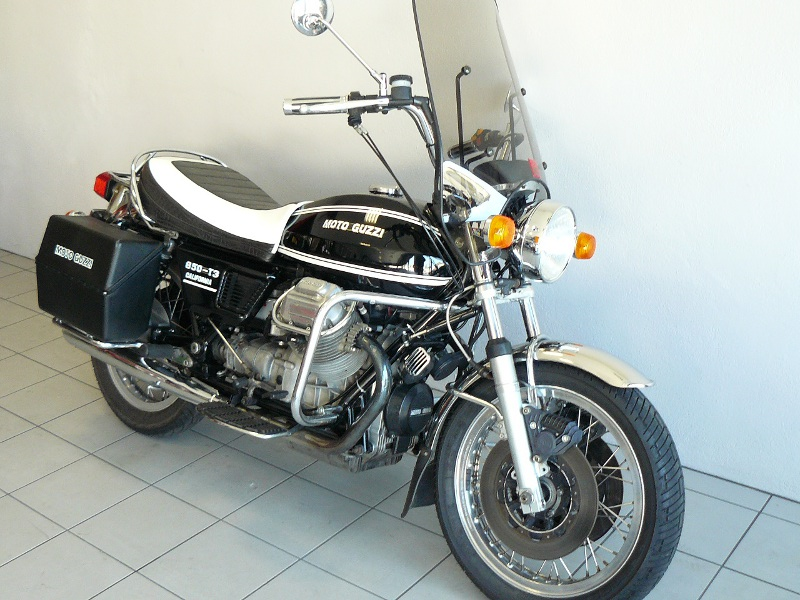 moto guzzi 850 california occasion id es d 39 image de moto. Black Bedroom Furniture Sets. Home Design Ideas