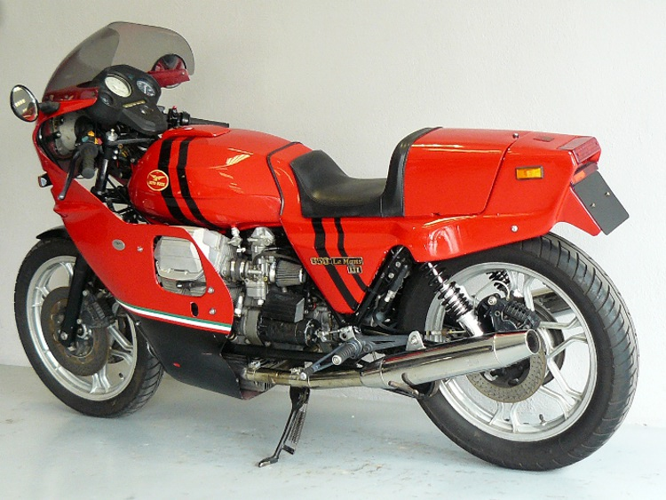 moto guzzi le mans iii moto bel de 1983 d 39 occasion motos. Black Bedroom Furniture Sets. Home Design Ideas