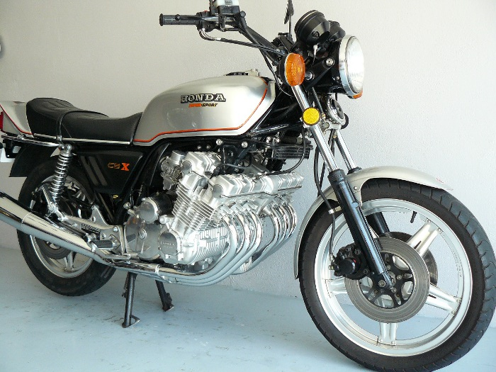honda 1000 cbx de 1979 d 39 occasion motos anciennes de collection japonaise motos vendues. Black Bedroom Furniture Sets. Home Design Ideas