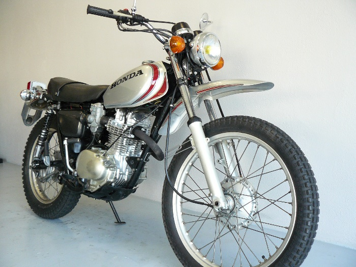 honda 250 xl motosport de 1973 d 39 occasion motos anciennes de collection japonaise motos vendues. Black Bedroom Furniture Sets. Home Design Ideas
