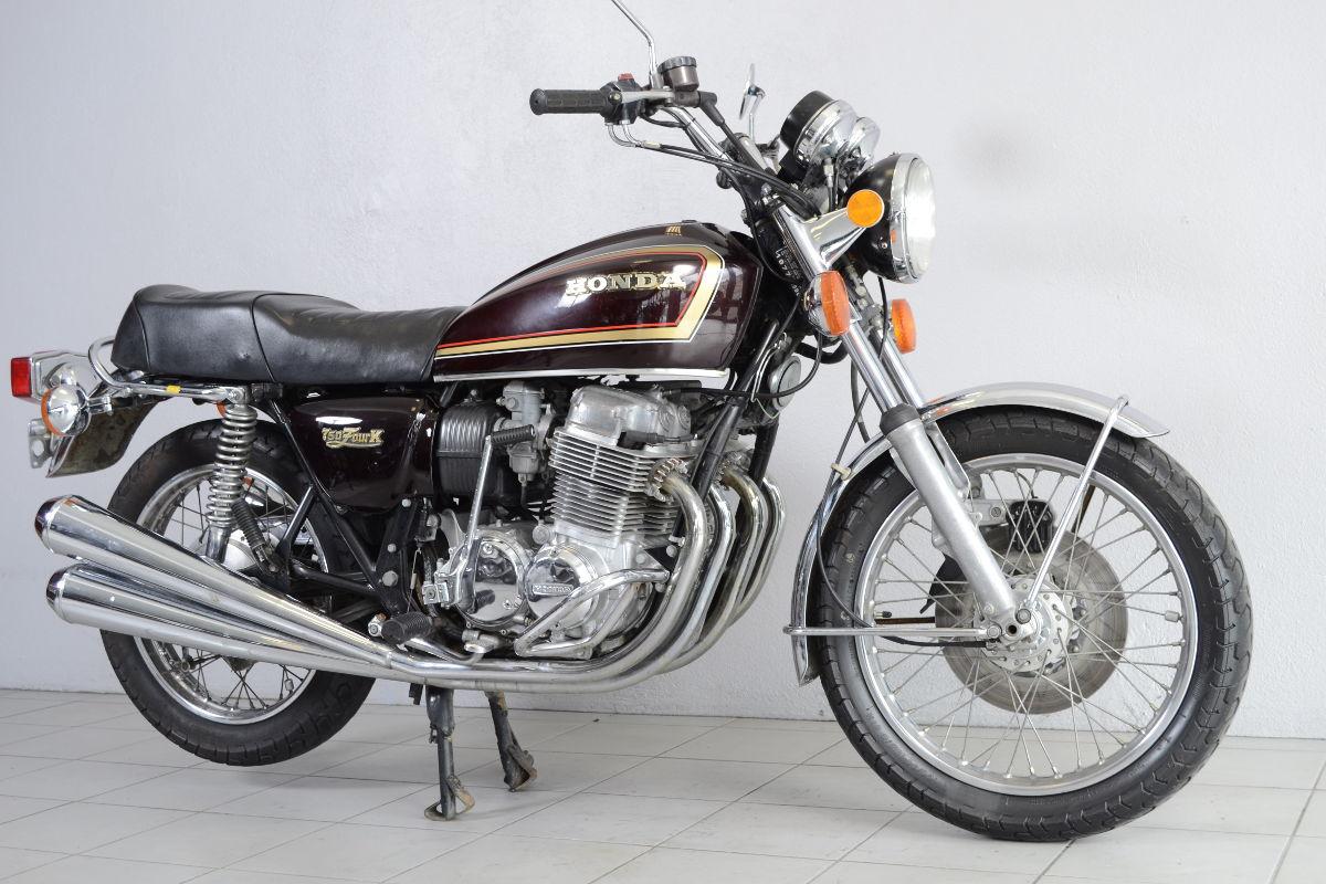 honda cb 750 k7 de 1977 d 39 occasion motos anciennes de collection japonaise motos vendues. Black Bedroom Furniture Sets. Home Design Ideas