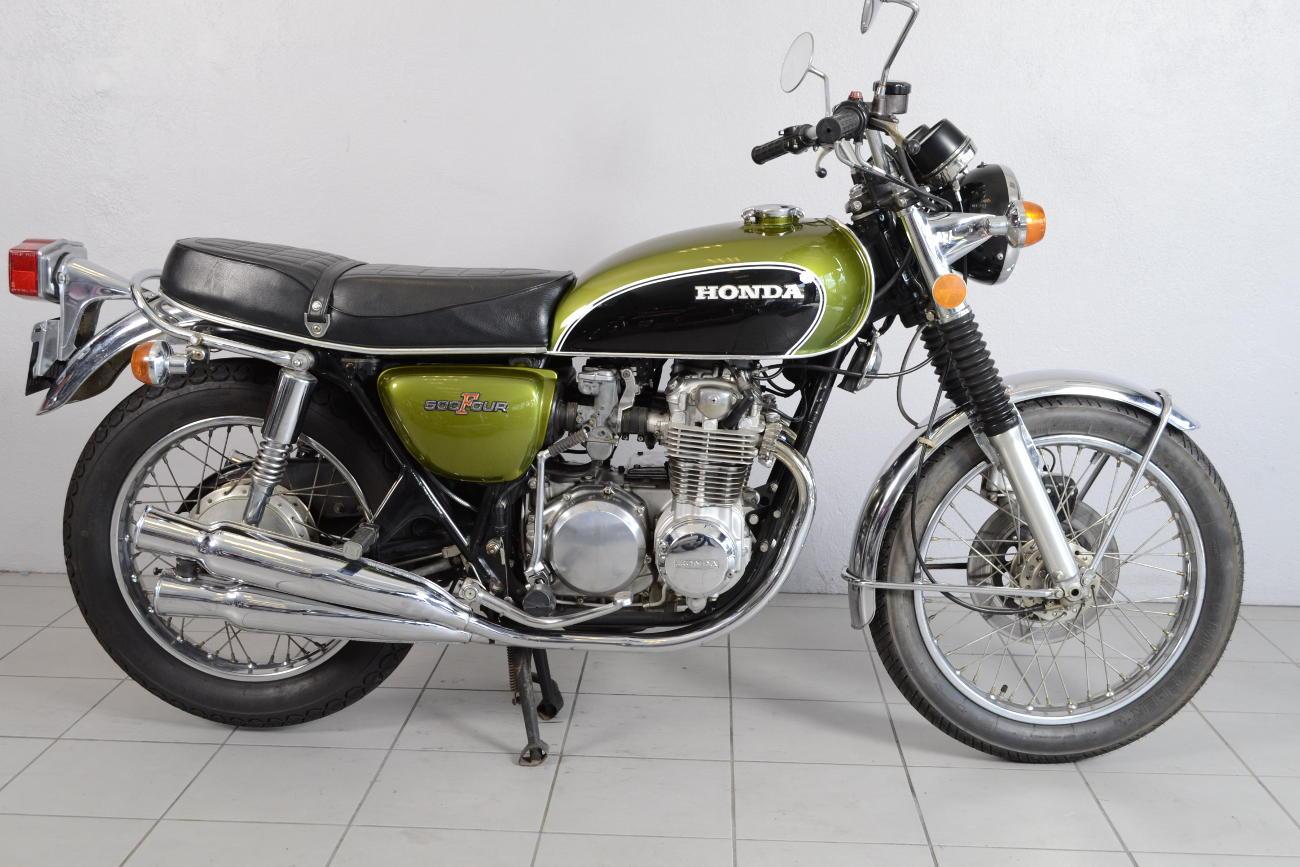 honda cb 500 k1 de 1972 d 39 occasion motos anciennes de collection japonaise motos vendues. Black Bedroom Furniture Sets. Home Design Ideas