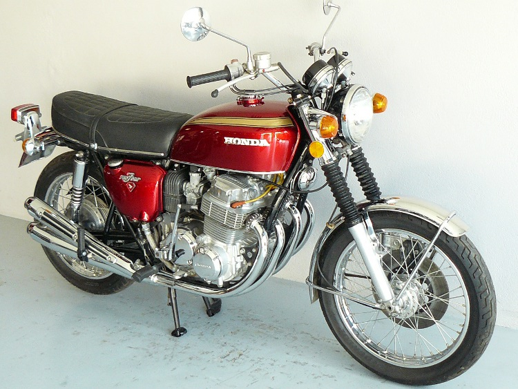 honda cb 750 k1 de 1971 d 39 occasion motos anciennes de collection japonaise motos vendues. Black Bedroom Furniture Sets. Home Design Ideas