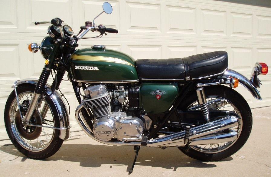 honda cb 750 k1 de 1971 d 39 occasion motos anciennes de collection japonaise motos vendues. Black Bedroom Furniture Sets. Home Design Ideas