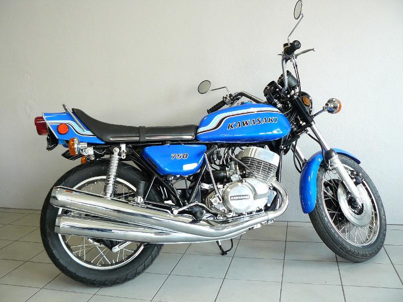 kawasaki h2 750 occasion idea di immagine del motociclo. Black Bedroom Furniture Sets. Home Design Ideas