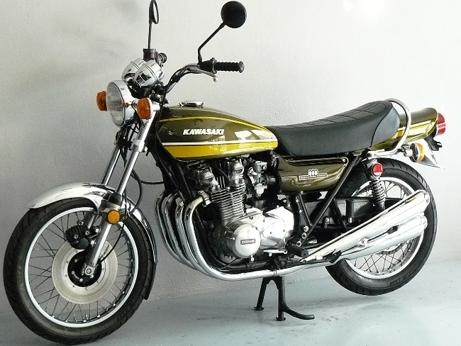 kawasaki 900 z1 de 1974 d 39 occasion motos anciennes de collection japonaise motos vendues. Black Bedroom Furniture Sets. Home Design Ideas