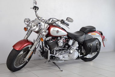 Harley fat boy 1450 (3)