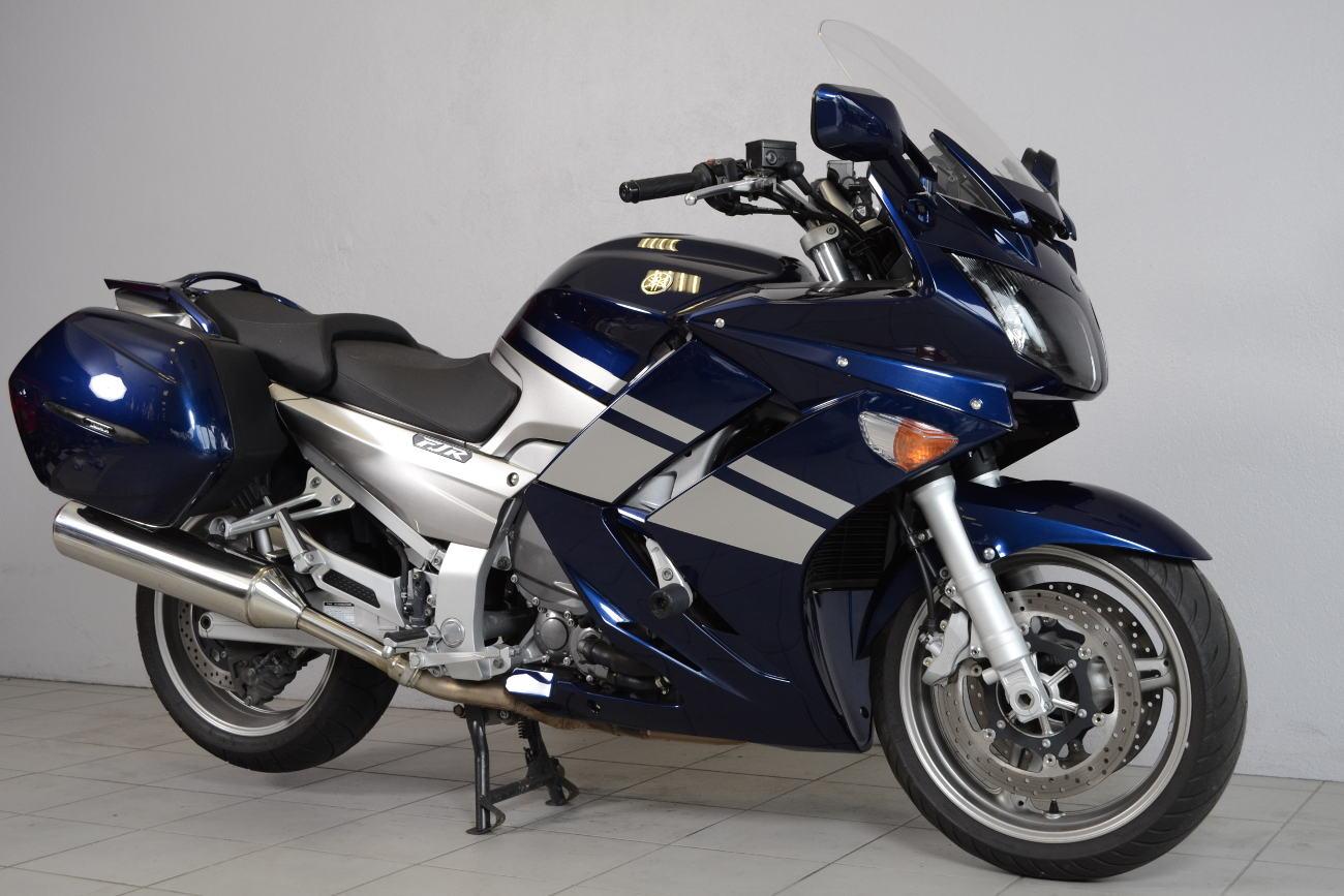 yamah 1300 fjr de 2006 d 39 occasion motos anciennes de collection japonaise motos vendues. Black Bedroom Furniture Sets. Home Design Ideas