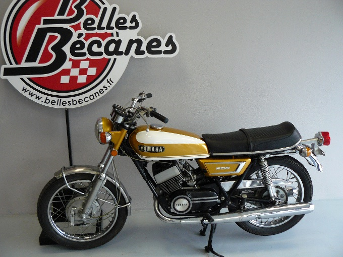 yamaha 250 yds7 de 1972 d 39 occasion motos anciennes de collection japonaise motos vendues. Black Bedroom Furniture Sets. Home Design Ideas
