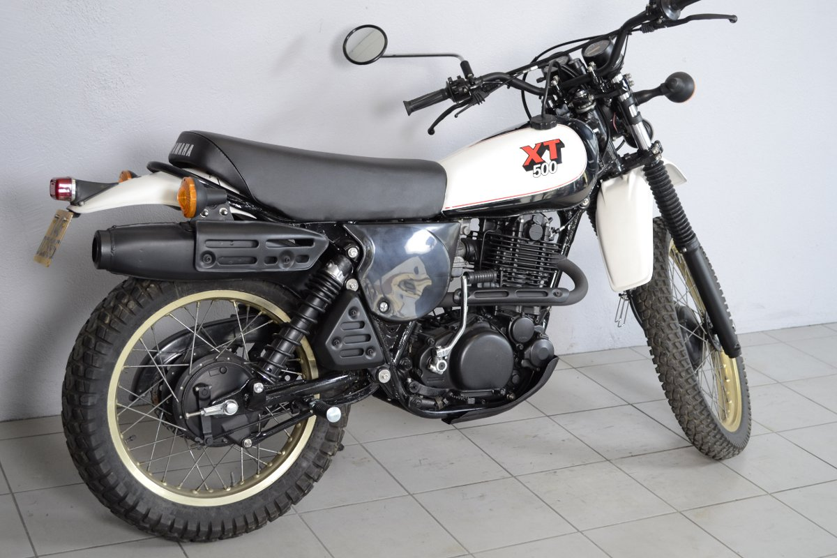 yamaha 500 xt de 1980 d 39 occasion motos anciennes de collection japonaise motos vendues. Black Bedroom Furniture Sets. Home Design Ideas