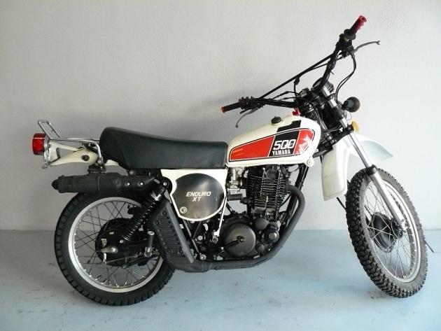 yamaha 500 xt 76 3 de 1976 d 39 occasion motos anciennes de collection japonaise motos vendues. Black Bedroom Furniture Sets. Home Design Ideas
