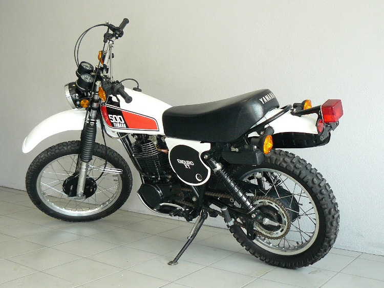 yamaha 500 xt de 1977 d 39 occasion motos anciennes de collection japonaise motos vendues. Black Bedroom Furniture Sets. Home Design Ideas