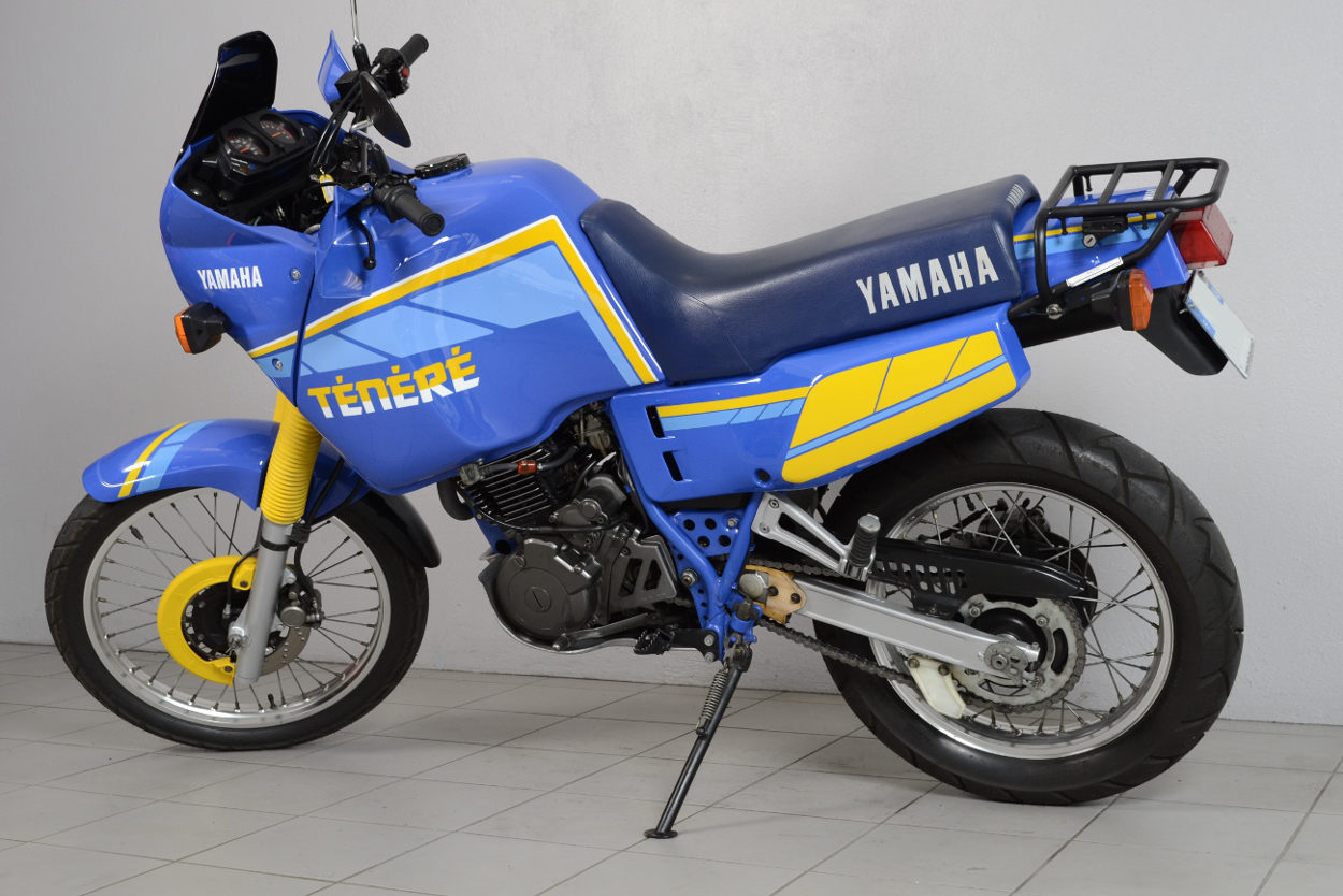 yamaha xt600 z t n r de 1991 d 39 occasion motos anciennes de collection japonaise motos vendues. Black Bedroom Furniture Sets. Home Design Ideas