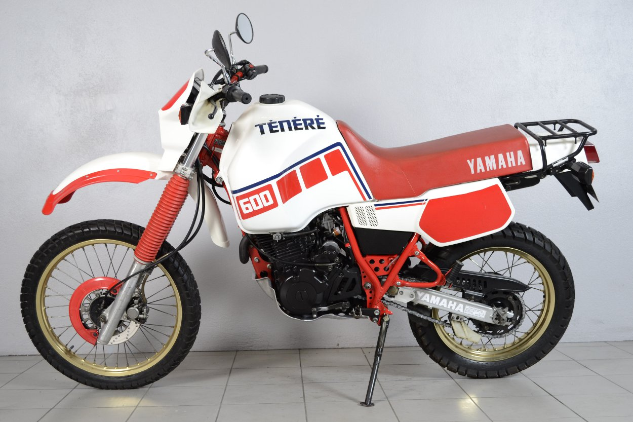 yamaha xt 600 z t n r de 1986 d 39 occasion motos. Black Bedroom Furniture Sets. Home Design Ideas