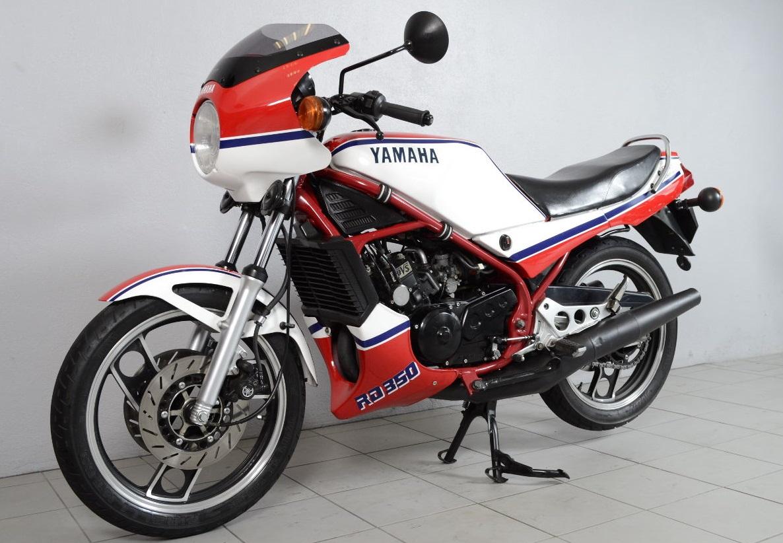 yamaha rdlc 350 31k de 1983 d 39 occasion motos anciennes de collection japonaise motos vendues. Black Bedroom Furniture Sets. Home Design Ideas