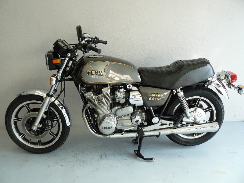 yamaha 1100 xs de 1980 d 39 occasion motos anciennes de collection japonaise motos vendues. Black Bedroom Furniture Sets. Home Design Ideas