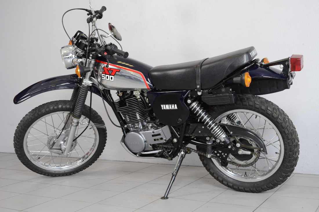 yamaha xt 500 sp de 1988 d 39 occasion motos anciennes de collection japonaise motos vendues. Black Bedroom Furniture Sets. Home Design Ideas