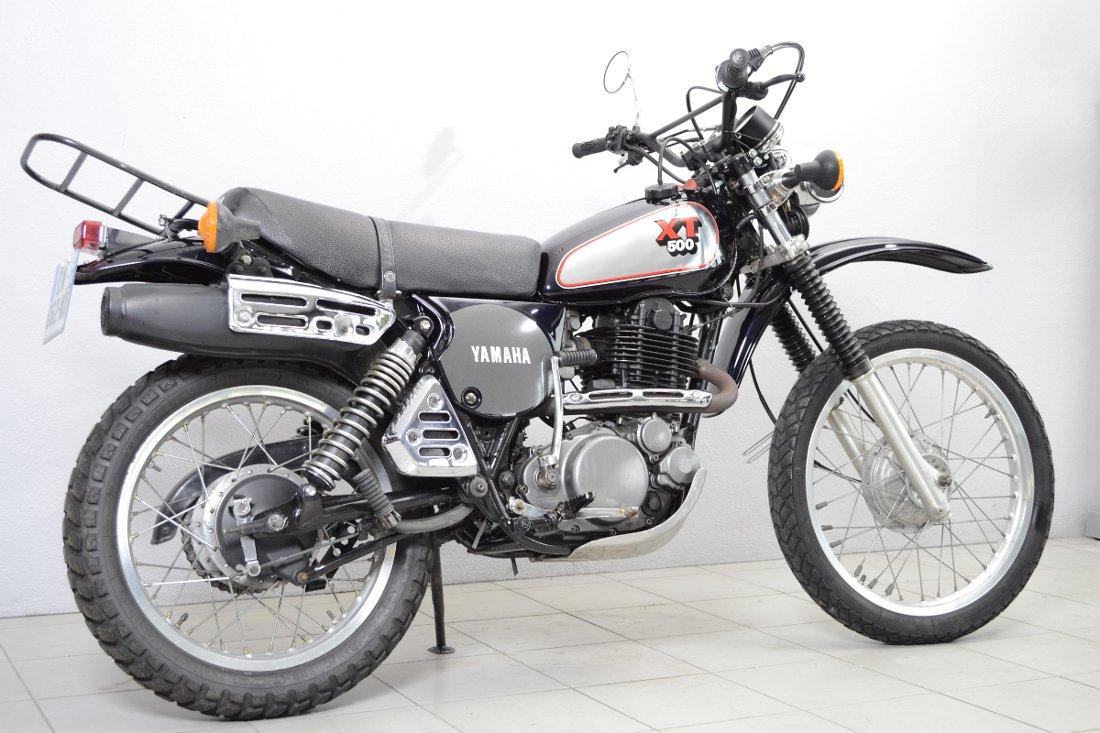 yamaha xt 500 sp de 1989 d 39 occasion motos anciennes de collection motos vendues. Black Bedroom Furniture Sets. Home Design Ideas