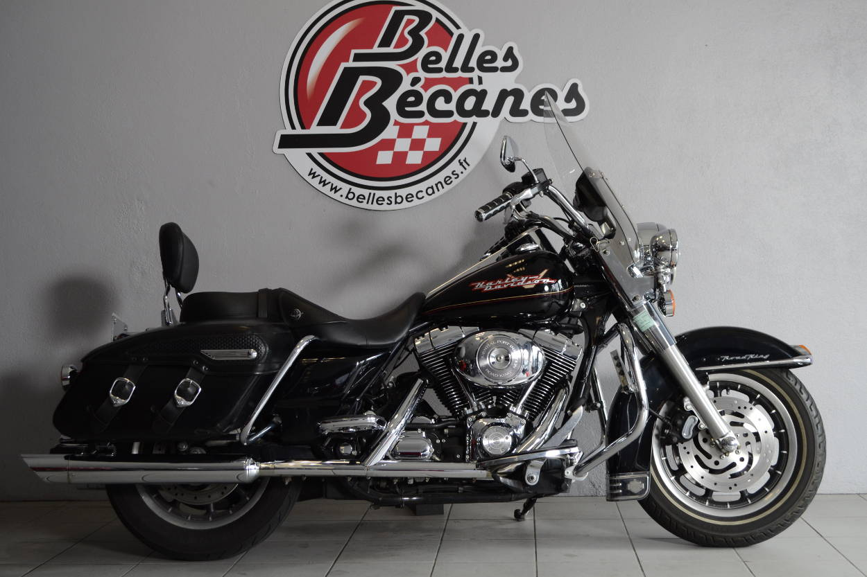 Harley Davidson Road King 1450 (2)